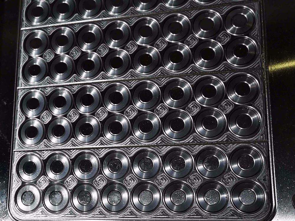 硅橡胶密封圈模具