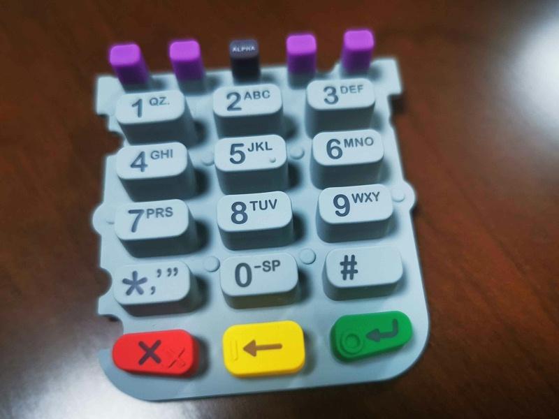 硅橡胶按键