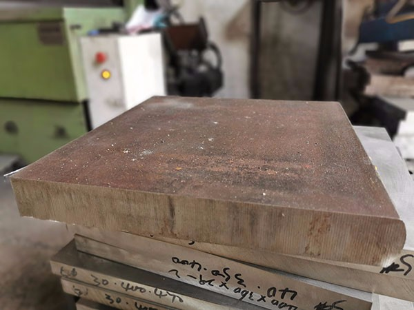 S50C硅橡胶模具钢毛料,高强度中碳钢