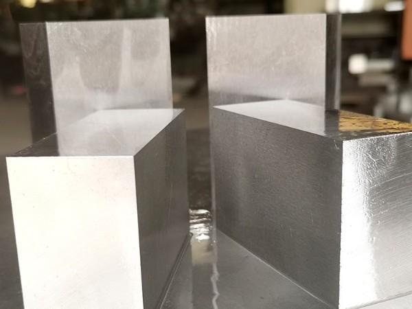 S136模具钢出现抛光料纹怎么办,隆实钢材为您解决难题