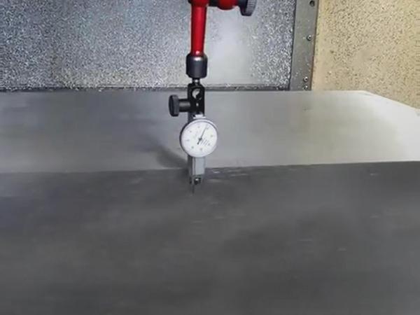隆实模具钢检测